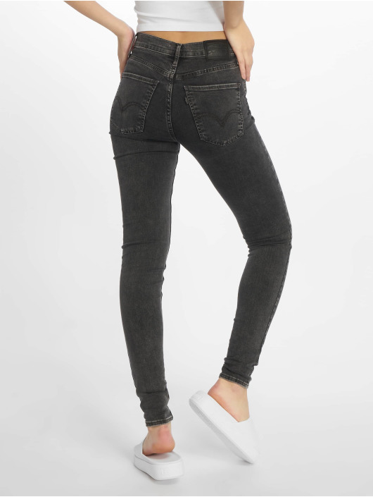 Levi's® Skinny Jeans Mile High Go Figure black