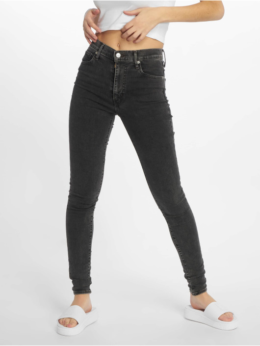 Levi's® Skinny Jeans Mile High Go Figure czarny