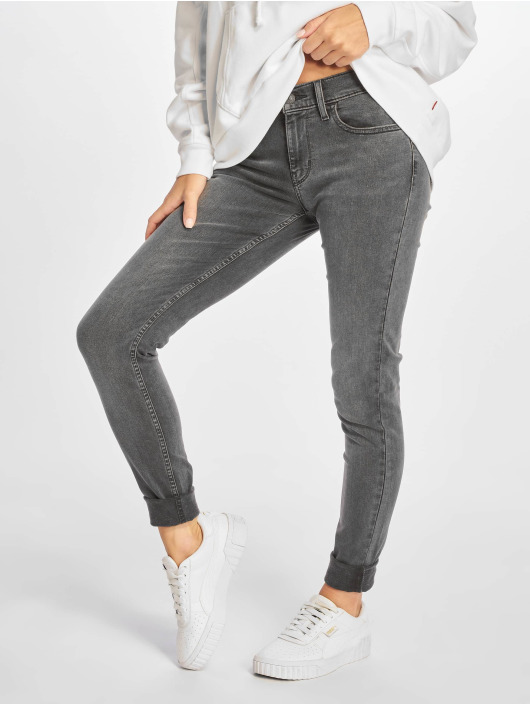 Levi's® Skinny Jeans Innovation Super grau