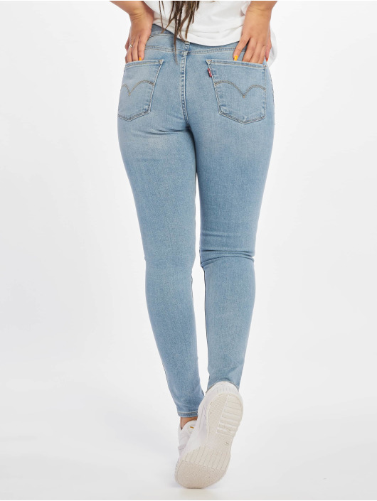 Levi's® Skinny Jeans Innovation niebieski