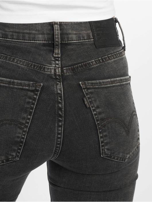 Levi's® Skinny Jeans Mile High Go Figure schwarz