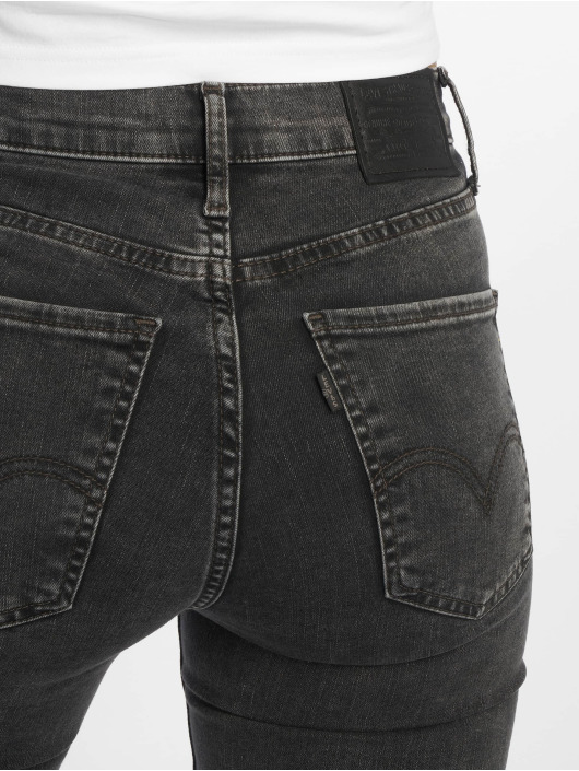 Levi's® Skinny jeans Mile High Go Figure svart