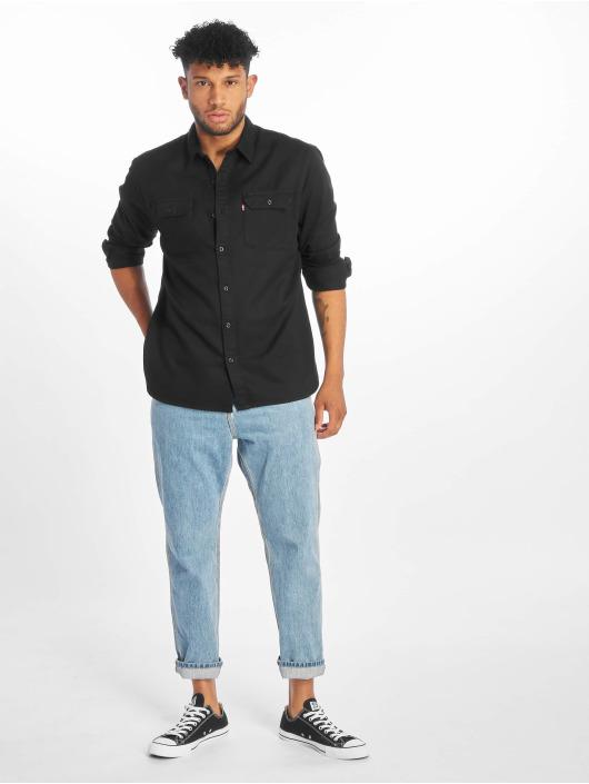 Levi's® Skjorta Jackson Worker svart