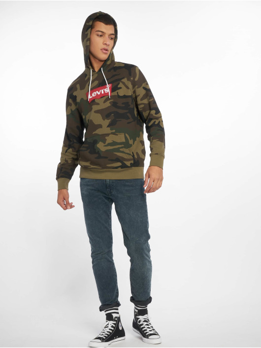 Levi's® Slim Fit Jeans 512 Taper Ali индиго