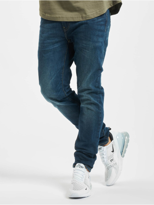Levi's® Slim Fit Jeans 512™ Taper blauw