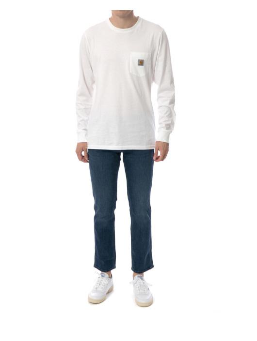 Levi's® Slim Fit Jeans Line 8 blue