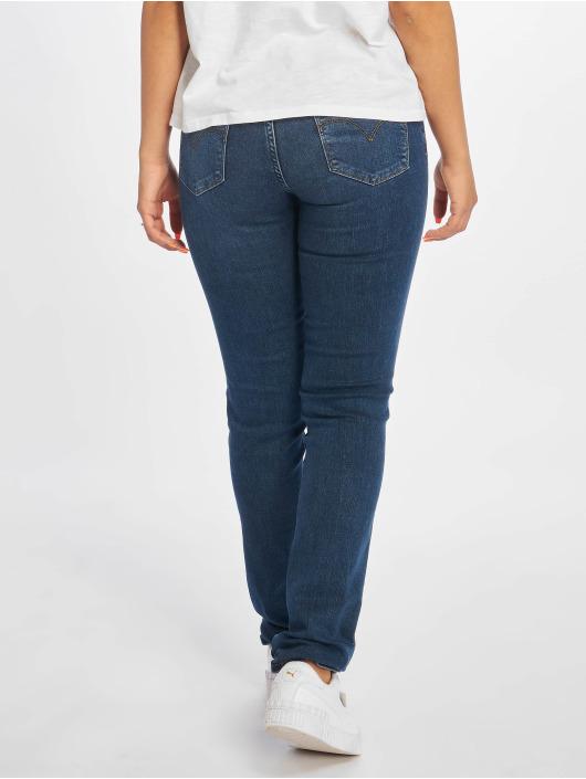 Levi's® Slim Fit Jeans 712 Slim modrá