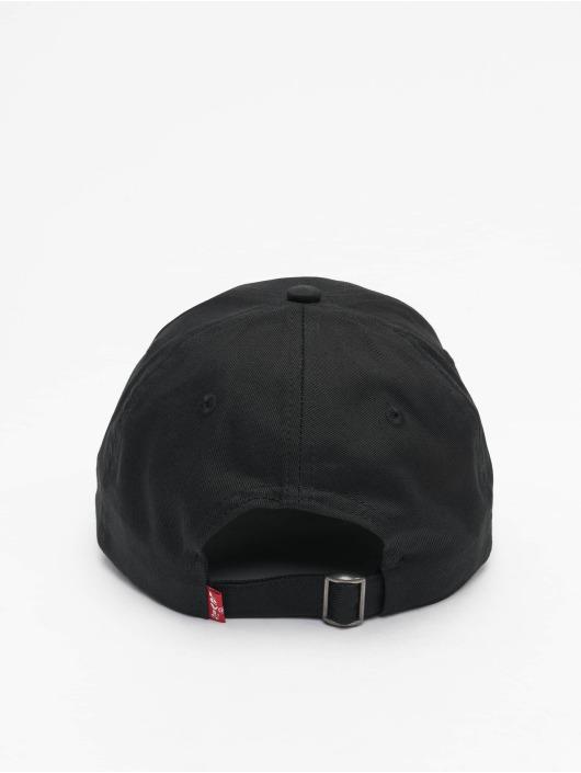 Levi's® Snapback Caps Floral Levi's Self czarny