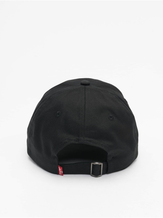 Levi's® Snapback Caps Floral Levi's Self svart