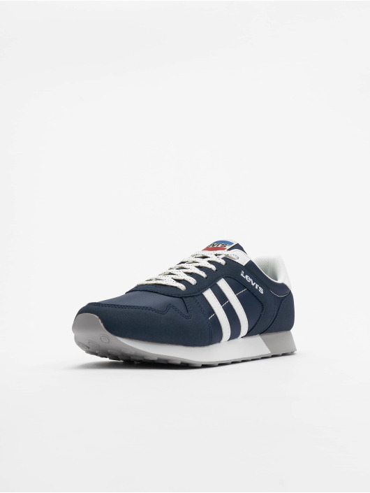 Levi's® Herren Sneaker Skinner in schwarz 481660
