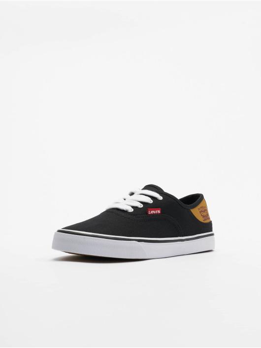 Levi's® Sneaker Rula Buck schwarz