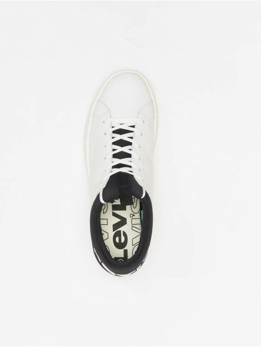 Levi's® Sneaker Mullet schwarz