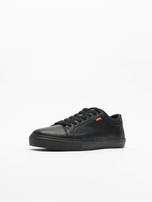Levi's® Sneaker Woodward schwarz