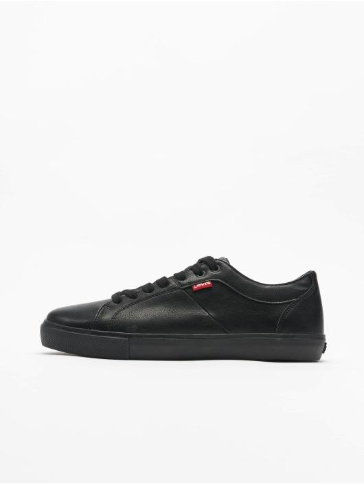 Levi's® sneaker Woodward zwart