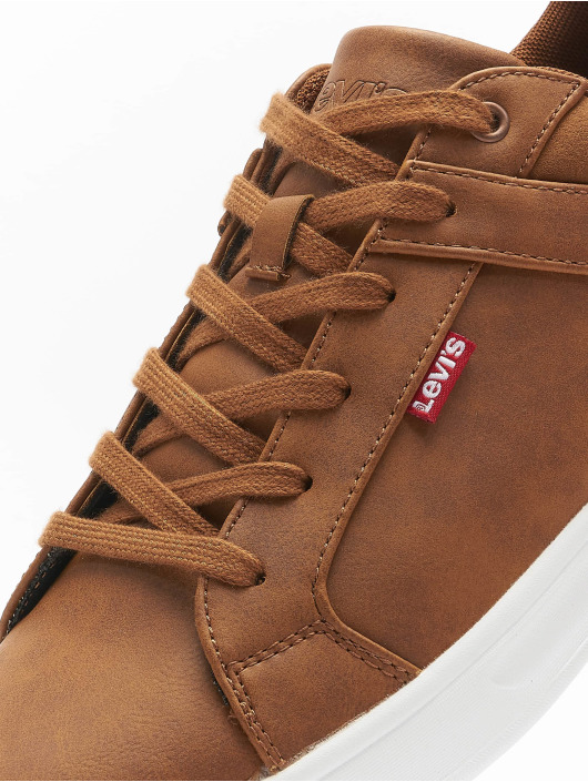 Levi's® Sneakers Ostrander hnedá