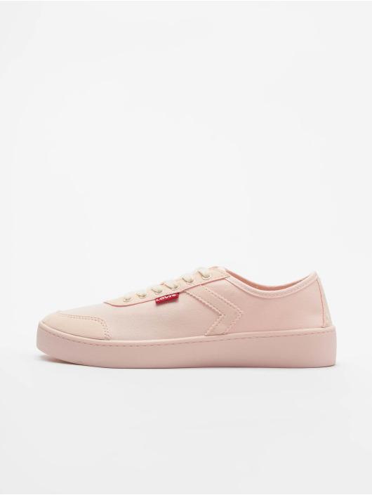 Levi's® Sneakers Blanca pink