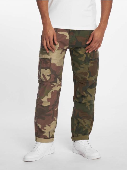 Levi's® Spodnie Chino/Cargo Hi-Ball Taper moro