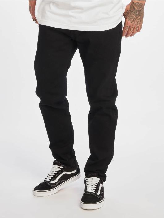 Levi's® Straight Fit Jeans Hi-ball Roll black