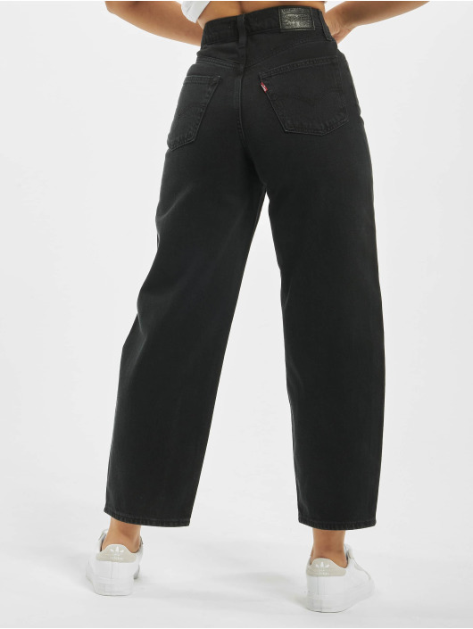 Levi's® Straight Fit Jeans Balloon black