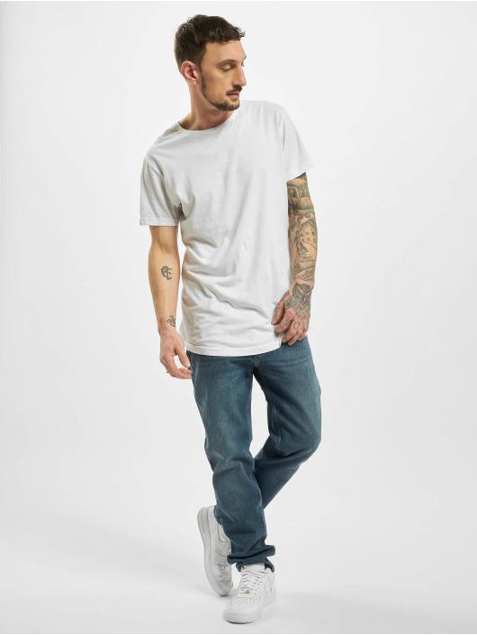Levi's® Straight Fit Jeans Skate 511 Slim 5 Pocket blau