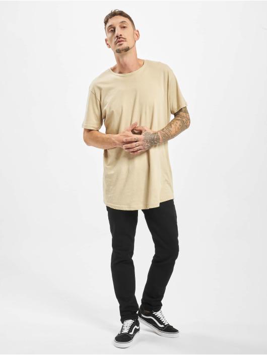 Levi's® Straight Fit Jeans Hi Ball Roll svart