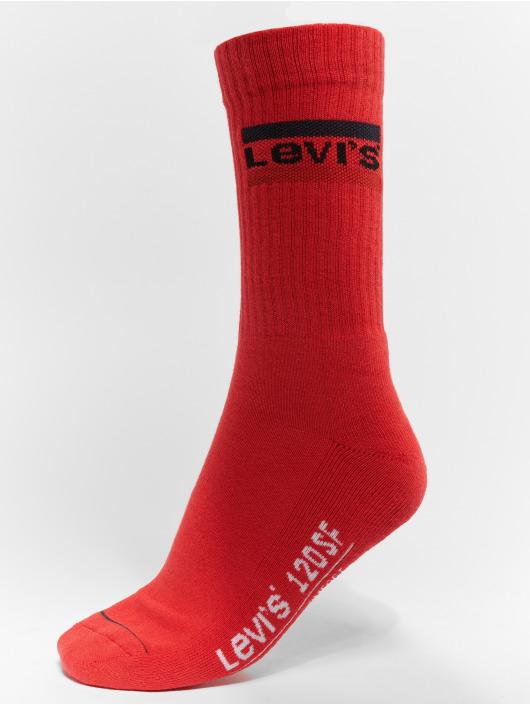 Levi's® Strumpor 120 SF Olympic Logo röd