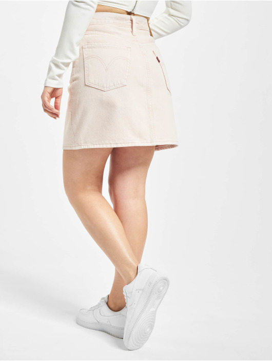 Levi's® Sukňe HR Decon Iconic BF ružová