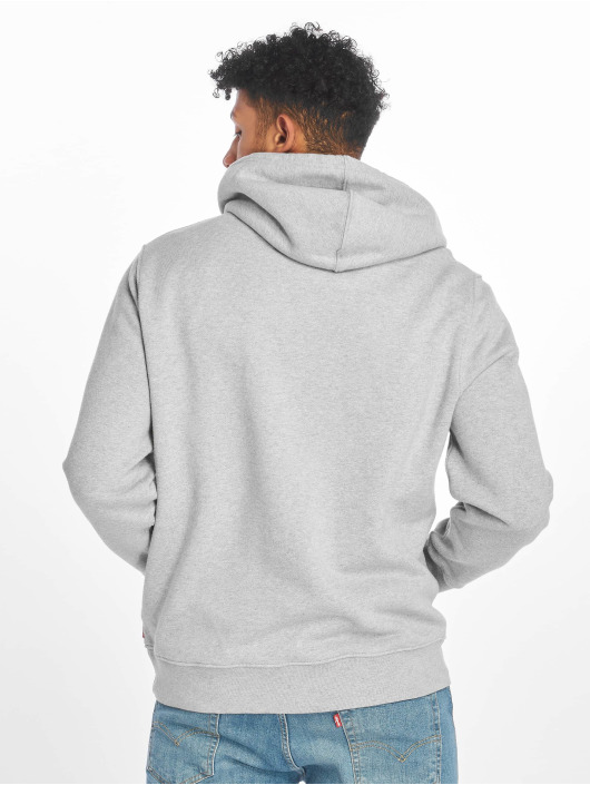 Levi's® Sweat capuche Graphic gris