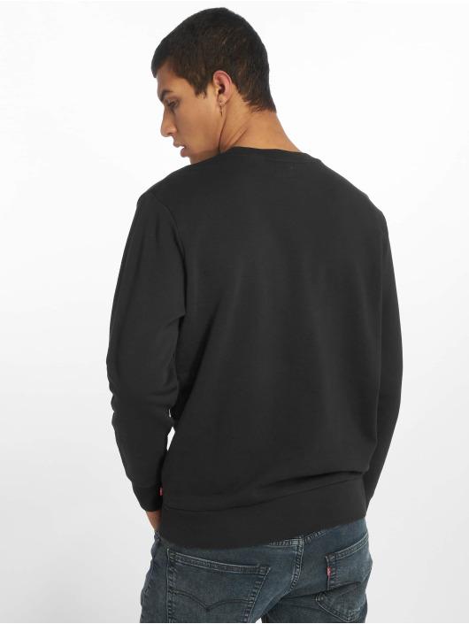 Levi's® Swetry Graphic Crew Fill czarny