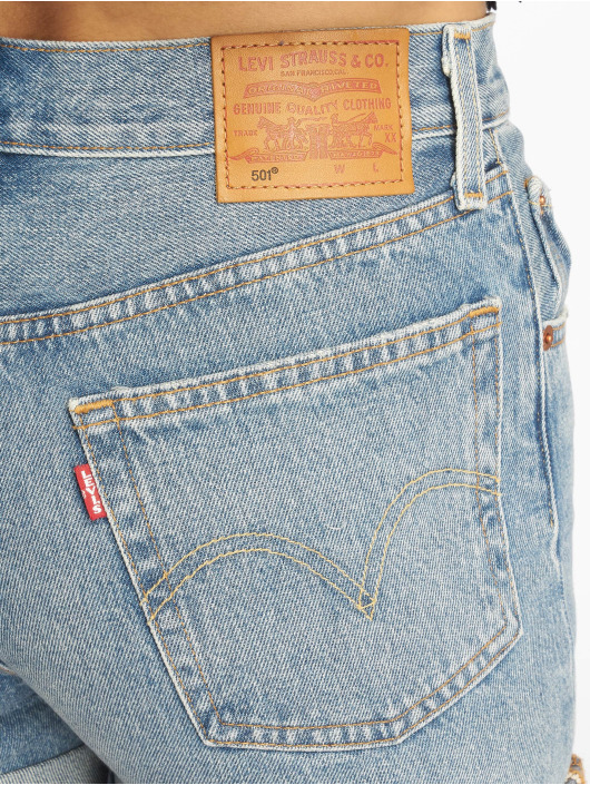 Levi's® Szorty 501 Long Highways Byways Denim indygo