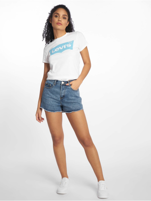 Levi's® T-shirt The Perfect Graphic bianco