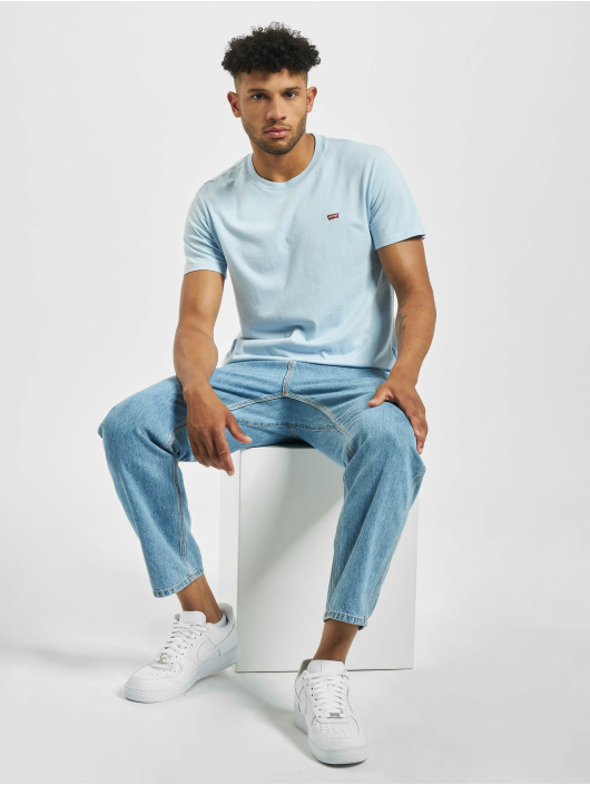 Levi's® T-Shirt Original Housemark blau
