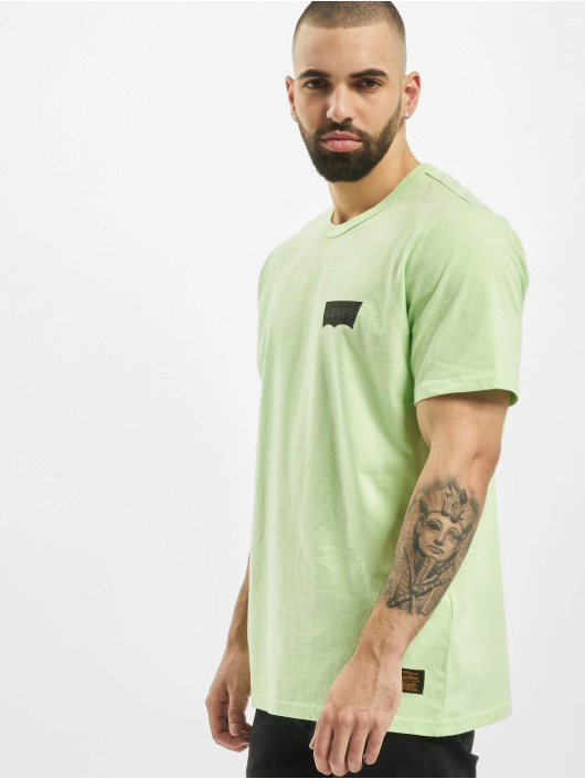 Levi's® T-Shirt Skate Graphic green