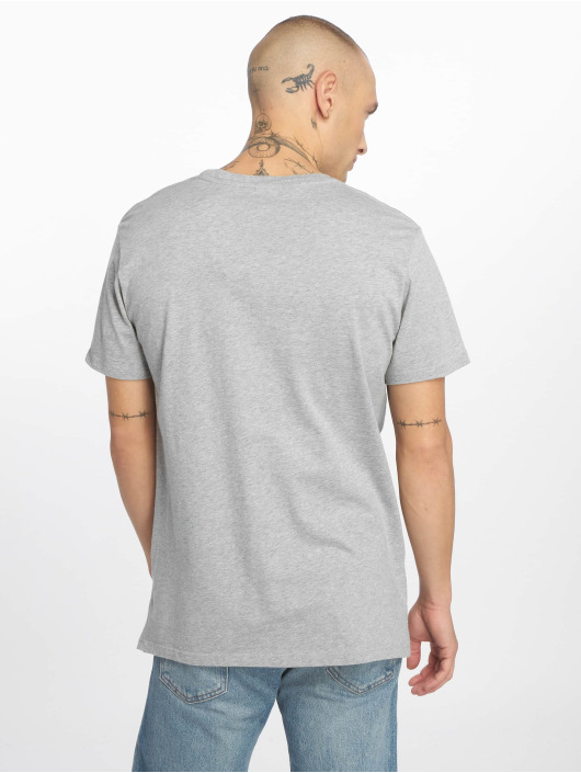 Levi's® T-shirt Graphic Set In Neck grigio