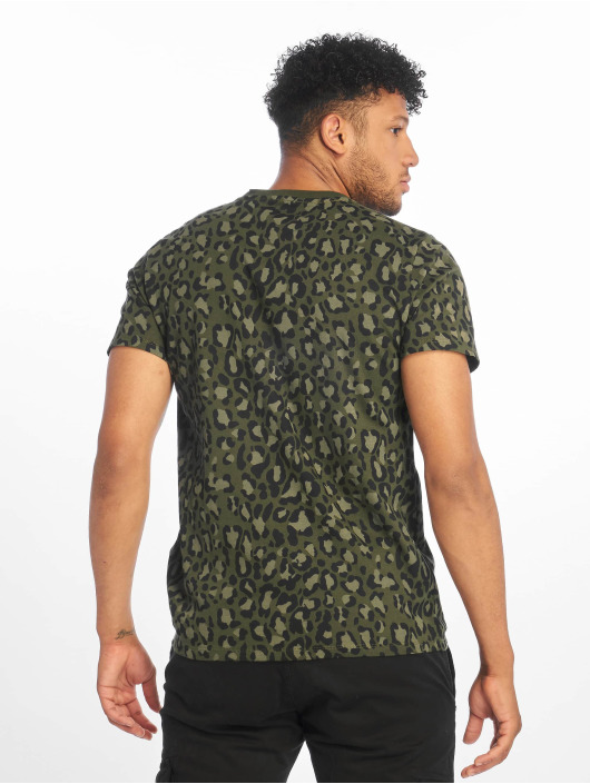 Levi's® T-shirt Graphic Set-In Neck 2 kamouflage