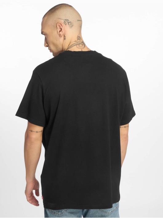 Levi's® T-shirt Oversized Graphic nero