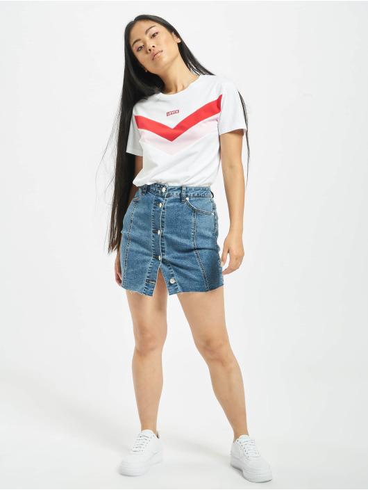 Levi's® T-Shirt Florence weiß