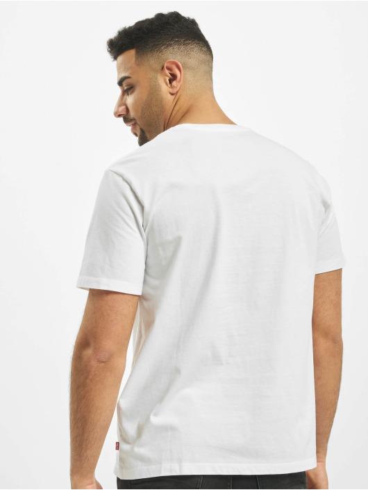 Levi's® T-Shirt Housemark Graphic weiß
