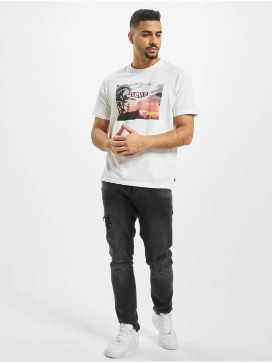 Levi's® T-Shirt Graphic weiß
