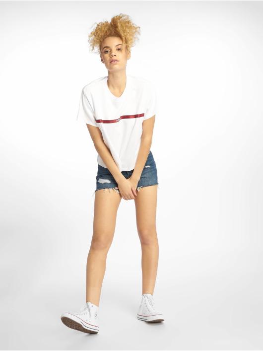 Levi's® T-Shirt Graphic Varsity Text Tape white