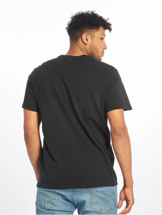 Levi's® t-shirt Ss Relaxed Baby Tab T zwart