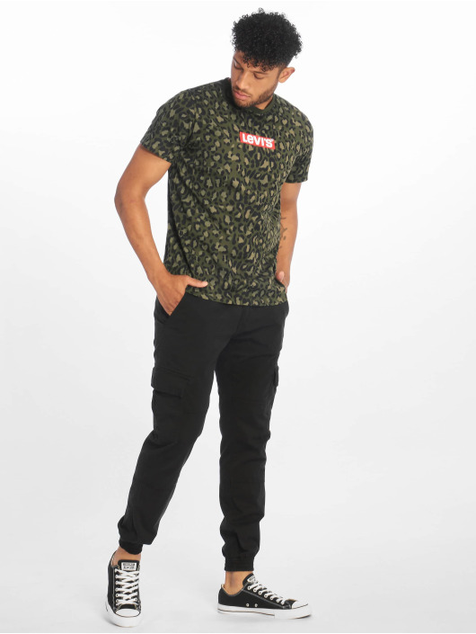 Levi's® T-shirts Graphic Set-In Neck 2 camouflage