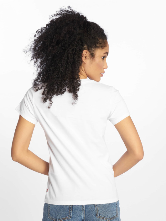 Levi's® T-skjorter The Perfect Graphic hvit