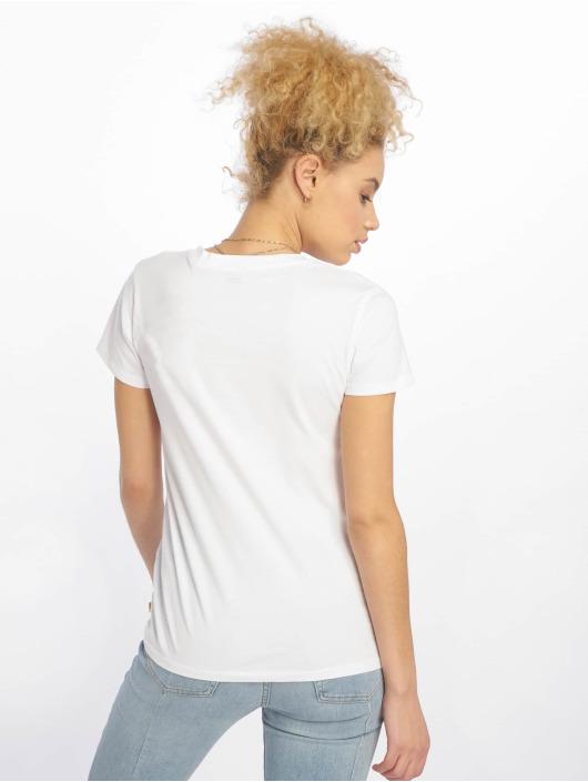 Levi's® T-skjorter The Perfect Tee Peanuts hvit