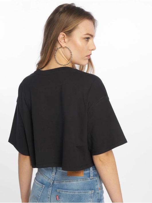 Levi's® T-skjorter Graphic Crop Slacker Tee Peanuts Sister hvit