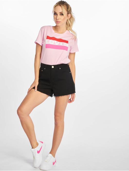 Levi's® T-skjorter The Perfect lyserosa