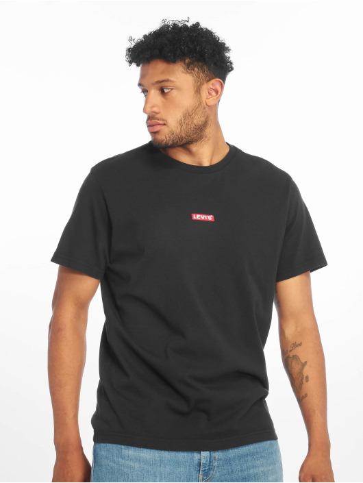 Levi's® T-skjorter Ss Relaxed Baby Tab T svart