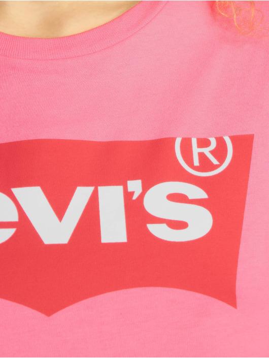 Levi's® Tričká The Perfect Tee Sache èervená