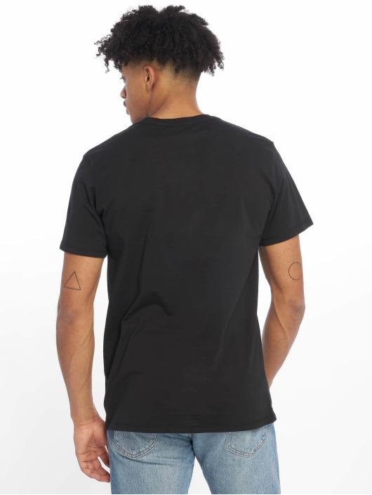 Levi's® Tričká Graphic Set In Neck èierna