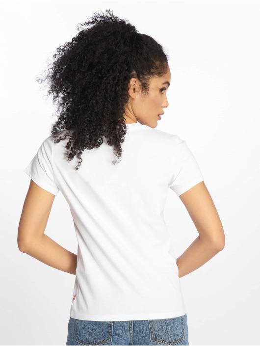 Levi's® Tričká The Perfect Graphic biela